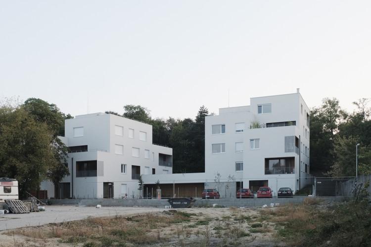 Residential Housing in Kőbánya / Épitész Stúdió, © Gergely Kenéz