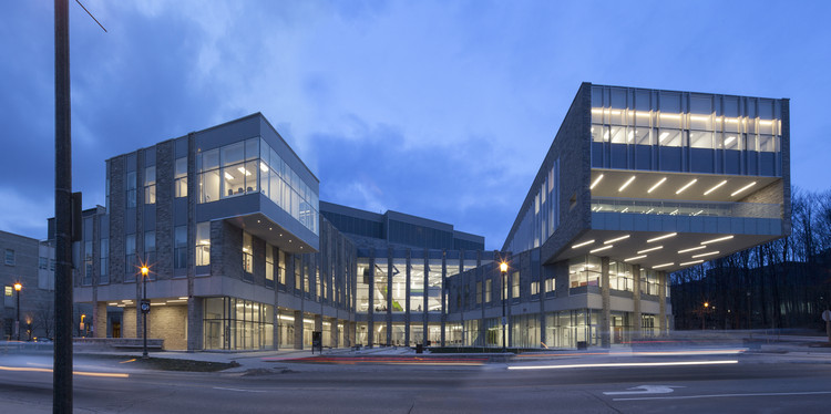 FIMS and Nursing Building / architects Tillmann Ruth Robinson, © Lisa Logan