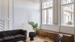 ERTLER Apartment Refurbishment / Alexandru SZUZ POP