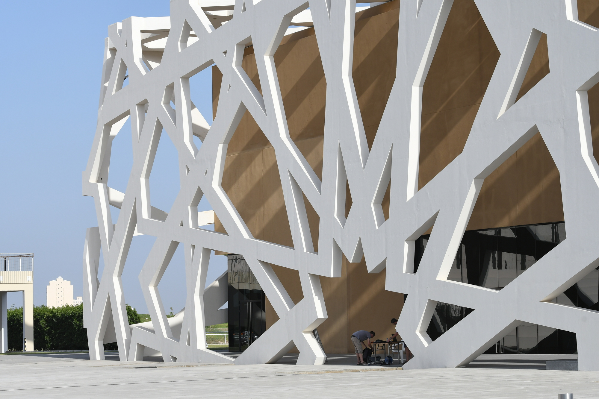 History of Science Centre / Hoehler + alSalmy
