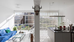 Four Stunning Renovated Apartments in Oscar Niemeyer-Designed Buildings