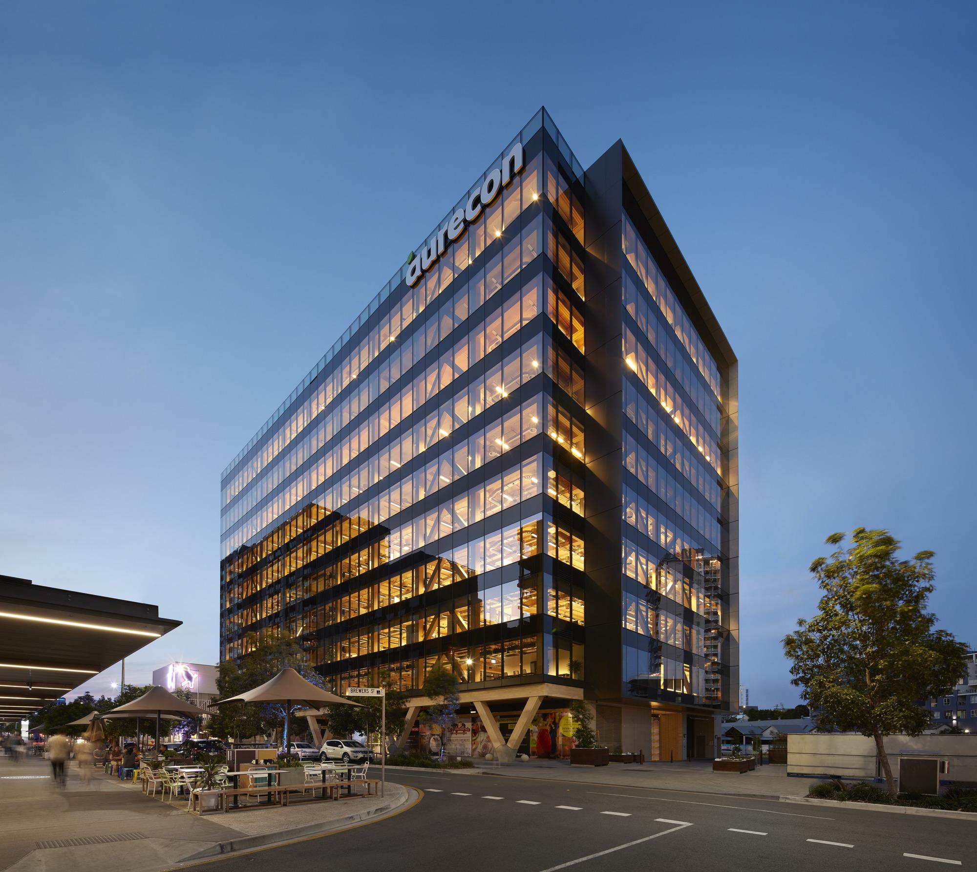 Australia S Guide To Designing Building And: La Torre De Madera Más Alta De Australia Se Inaugura En