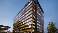 O maior edifício de madeira na Austrália é inaugurado em Brisbane