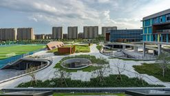 East Campus of Ningbo Xiaoshi High School / United Design Group