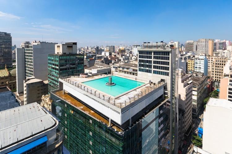 """Documentário """"Sesc 24"""" apresenta a construção do edifício e as mudanças urbanas de São Paulo, © Matheus José Maria. Divulgação"""