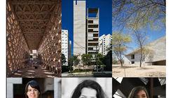 Instrumentos del Proyecto, Tres Arquitectas Latinoamericanas