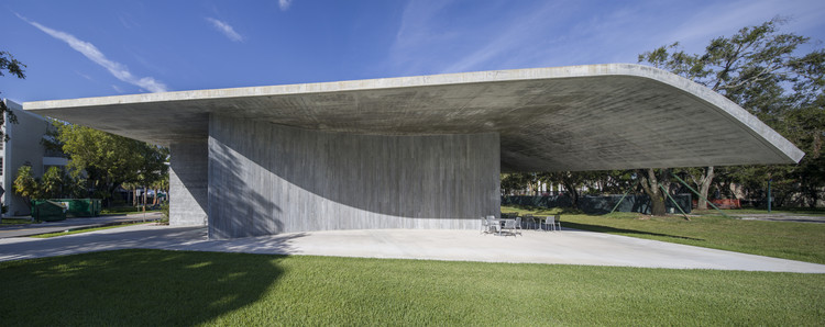 University of Miami School of Architecture / Arquitectonica, © Robin Hill