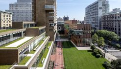 Barnard College, The Milstein Center / SOM