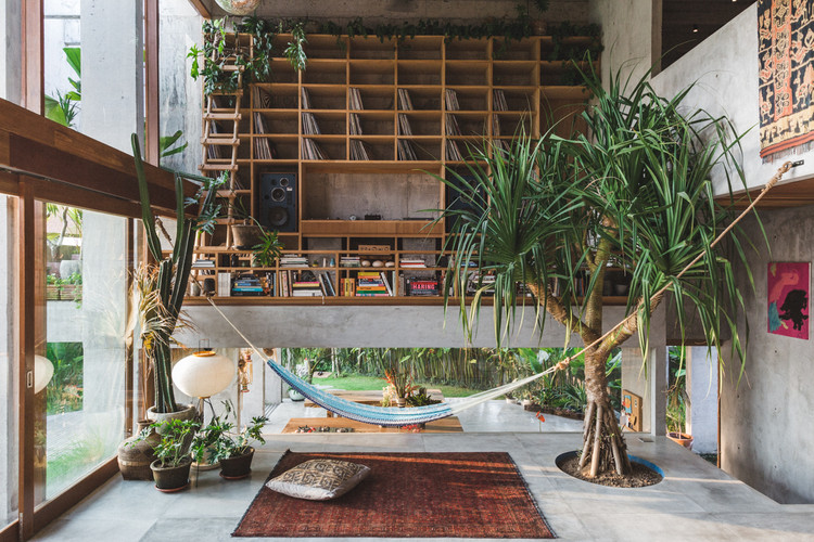 Rumah Padang Linjong Residence / Patishandika, © Tommaso Riva