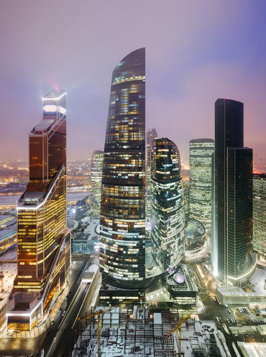 Federation Tower / Tchoban Voss Architekten + SPEECH + SCHWEGER ARCHITEKTEN