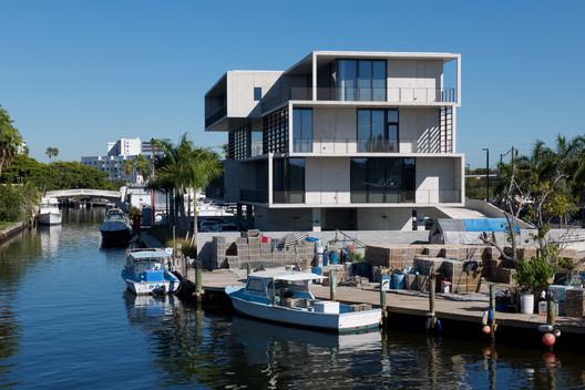Sede de GLF / Oppenheim Architecture + Design