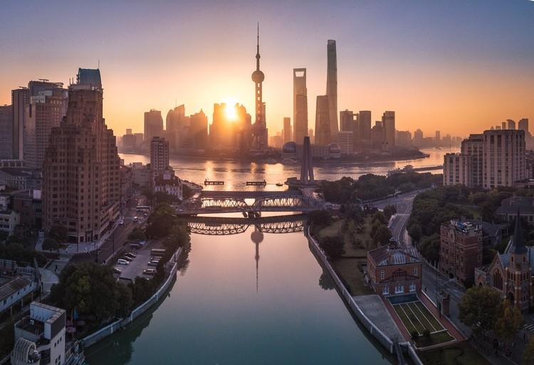 Shanghai. Image via Shutterstock