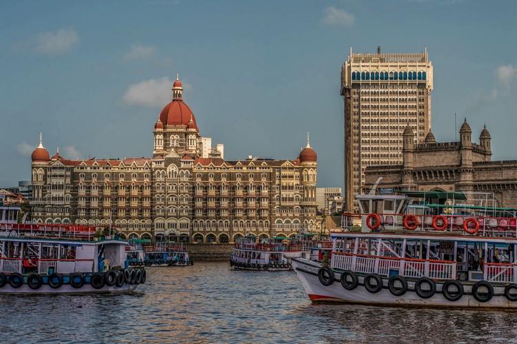 Mumbai. Image via Shutterstock