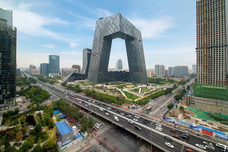 Beijing. Image via Shutterstock