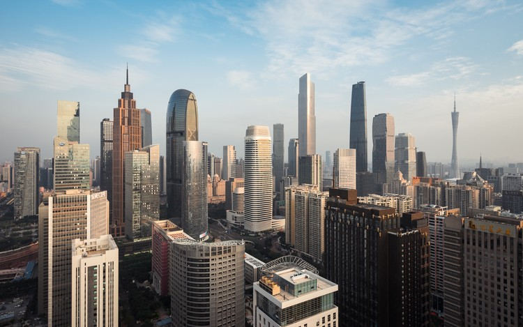 Guangzhou. Image via Shutterstock