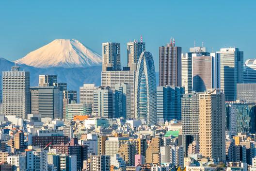Tokyo. Image via shutterstock.com