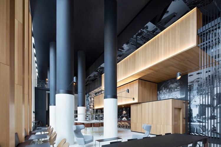 Hotel Monville / ACDF Architecture, © Adrien Williams