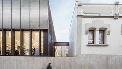 Biblioteca y archivo centro cultural de Sant Sadurní d'Anoia / taller 9s arquitectes