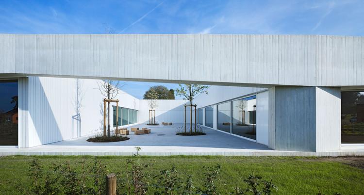 Escola Rotewis / Rohrer Sigrist Architekten, © Ruedi Walti