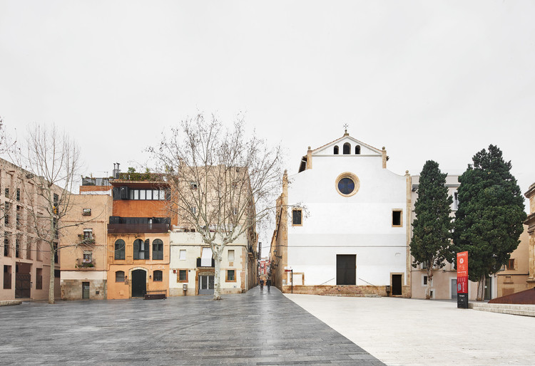 Rehabilitación fachadas de la iglesia de la Santíssima Trinitat / NUA arquitectures, © José Hevia