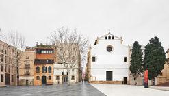 Rehabilitación fachadas de la iglesia de la Santíssima Trinitat / NUA arquitectures