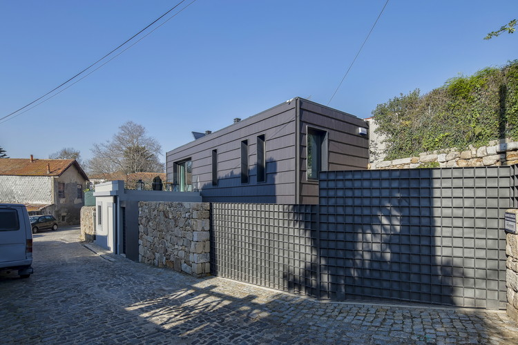Casa MV / FCC Arquitectura, © Bruno Barbosa