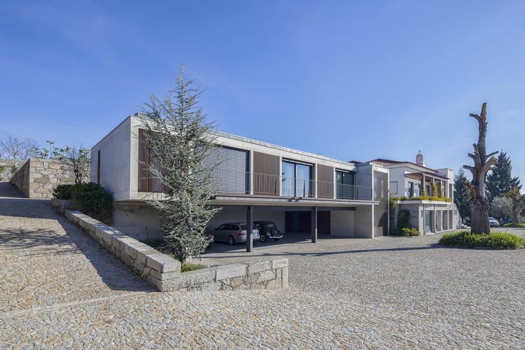 Casa JV / FCC Arquitectura, © Bruno Barbosa