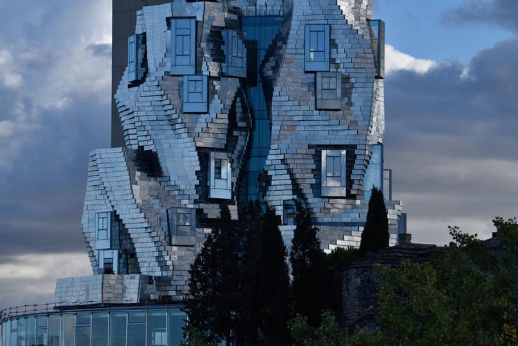 Frank Gehry's Jagged Aluminum Luma Arles Takes Shape in France, © Hervé Hôte