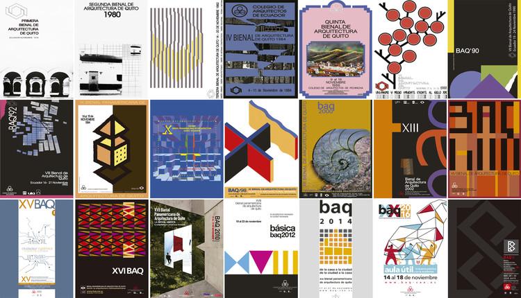 40 años de la Bienal de Arquitectura de Quito, Cortesía de BAQ2018