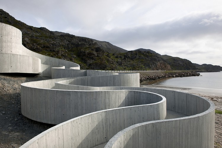 Norwegian Architect Reiulf Ramstad Shares What 'Designing for a Landscape' Really Means, Selvika National Tourist Route / RRA