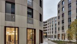 TWIST Studentisches Wohnen ETH Zürich / architektick