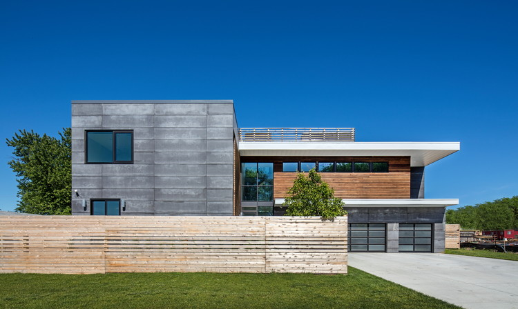 Yin Residence / TACK architects, © Tom Kessler