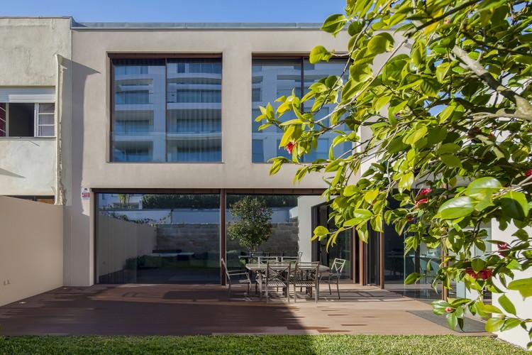 Casa JP / FCC Arquitectura, © Bruno Barbosa