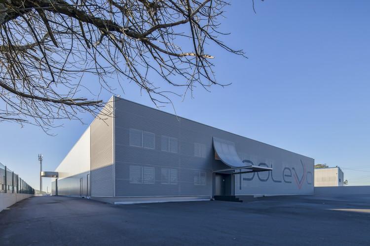 Poleva / FCC Arquitectura, © Bruno Barbosa