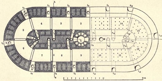 Hoffman Kiln. Image Courtesy of Searle, Alfred Broadhead