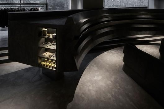 BLANK by Hangzhou AN Interior Design Co. Photo © Yujie Liu