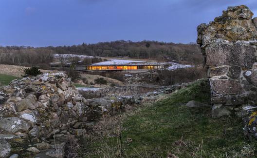 Arkitema Architects - Hammershus Visitors Centre © Jens Markus Lindhe. Image