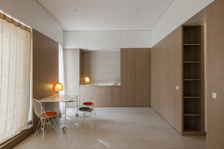Casa 30x30 / Estudio Astiz, © Fernando Alda