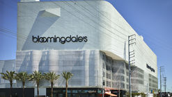 Renovation of Beverly Center / Massimiliano and Doriana Fuksas