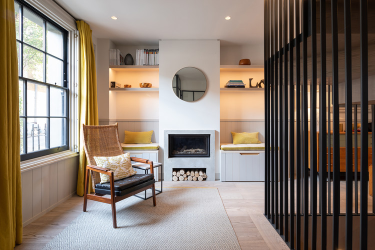 The Signal House / Fraher Architects, © Adam Scott