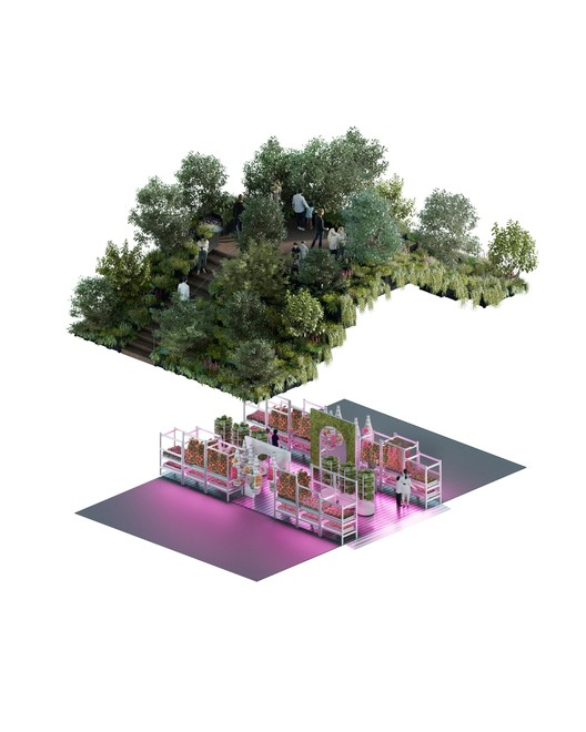 IKEA and Tom Dixon Collaborate to Design Products for Urban Farming, © IKEA