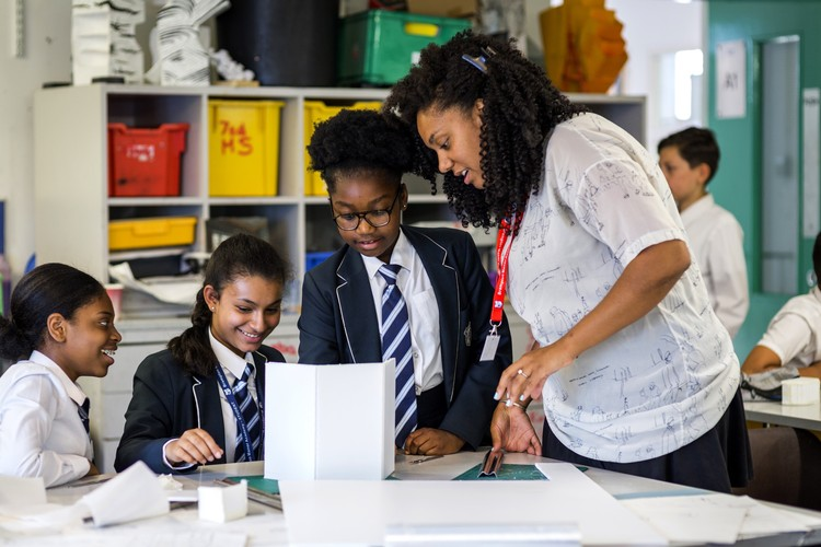 RIBA's Nationwide Architecture Program Exposes Young Students to Thinking Like an Architect, Courtesy of RIBA