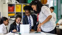 RIBA's Nationwide Architecture Program Exposes Young Students to Thinking Like an Architect