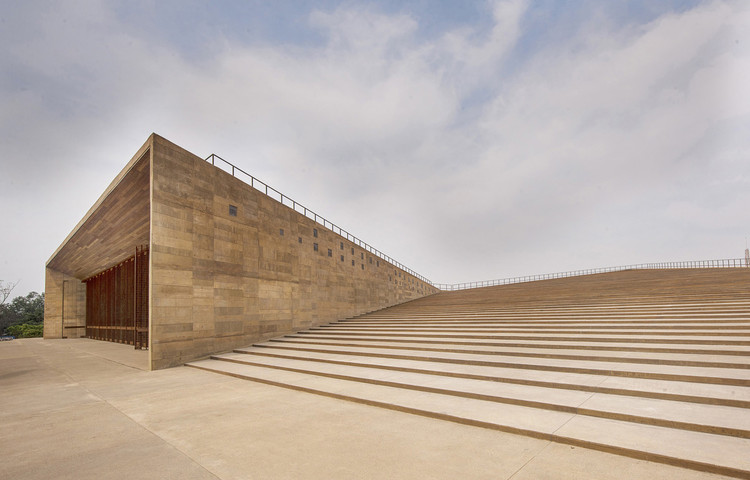 Centro Cultural Teopanzolco gana el Premio Simon de Arquitectura 2018 de Living Places , Centro Cultural Teopanzolco / Isaac Broid + PRODUCTORA. Image © Jaime Navarro