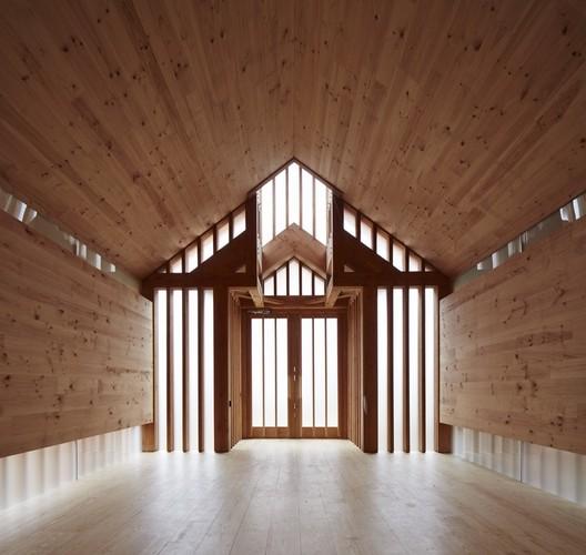 Spheron Architects - Belarusian Memorial Chapel. Image © Joakim Boren