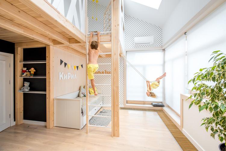 Lugar Feliz / studio architecture & design O.M.SHUMELDA, © Helen Ross