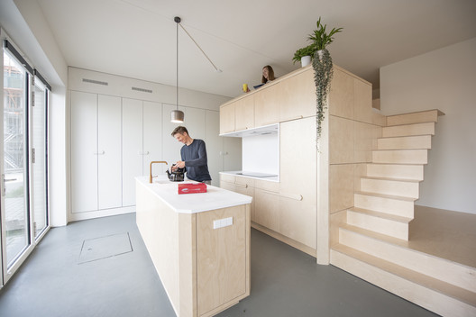 Loft Buiksloterham / Heren 5 Architects