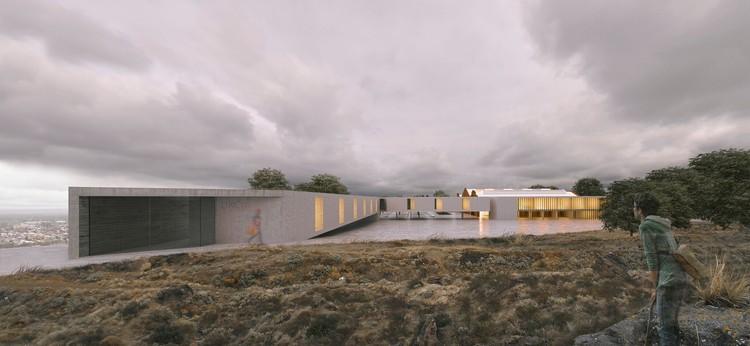 Conheça o vencedor do Prêmio Nacional Clarin-SCA para estudantes de arquitetura 2018, Cortesía de Agustín Ichuribehere