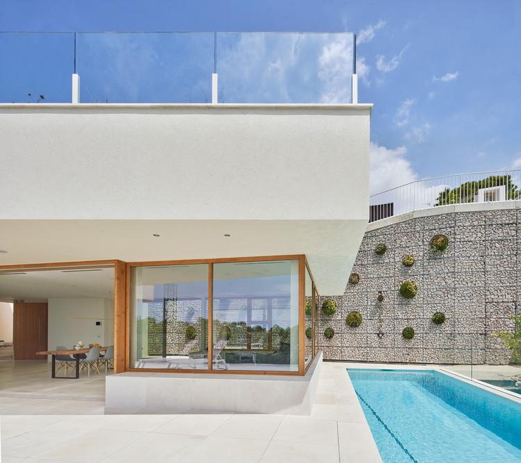 Casa Forbes / Miel Arquitectos, © José Hevia