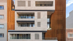 Salariyeh Residential Building / Heram Architects